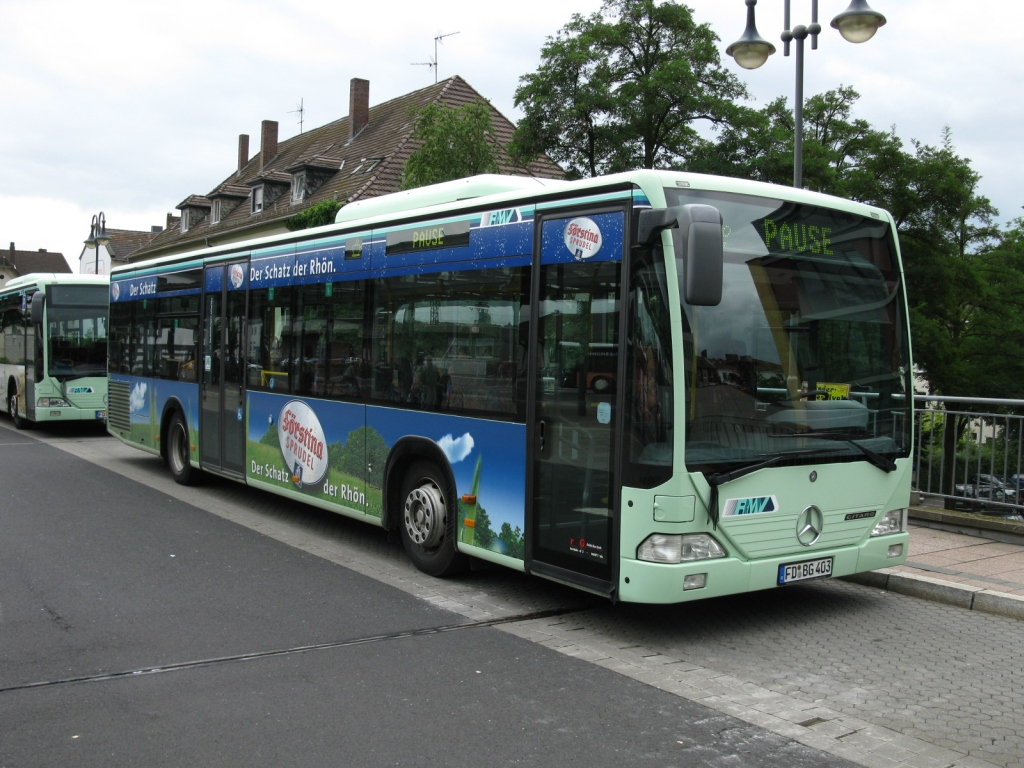 Germany, Mercedes-Benz O530 Citaro Ü # 3