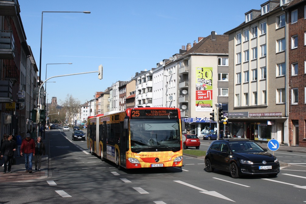 Germany, Mercedes-Benz O530 Citaro G # 365