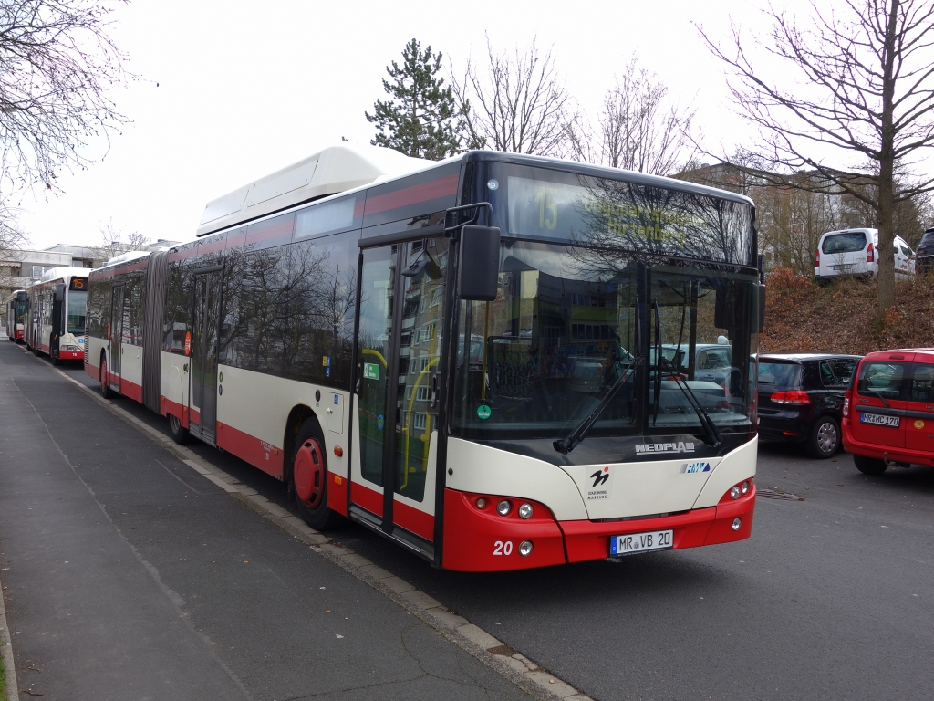 Germany, Neoplan N4521/3 Centroliner Evolution # 20