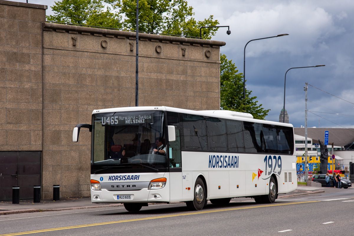 Finland, Setra S417UL business # 147