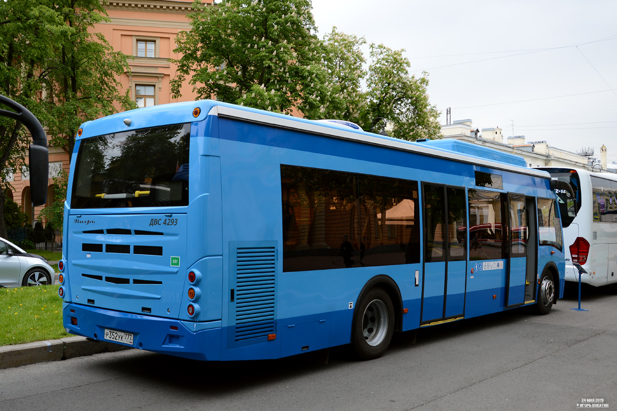 "Moscow region, DVS-429367 # Р 352 УК 777; Saint-Petersburg — World transport festival ""SPbTransportFest-2019"""