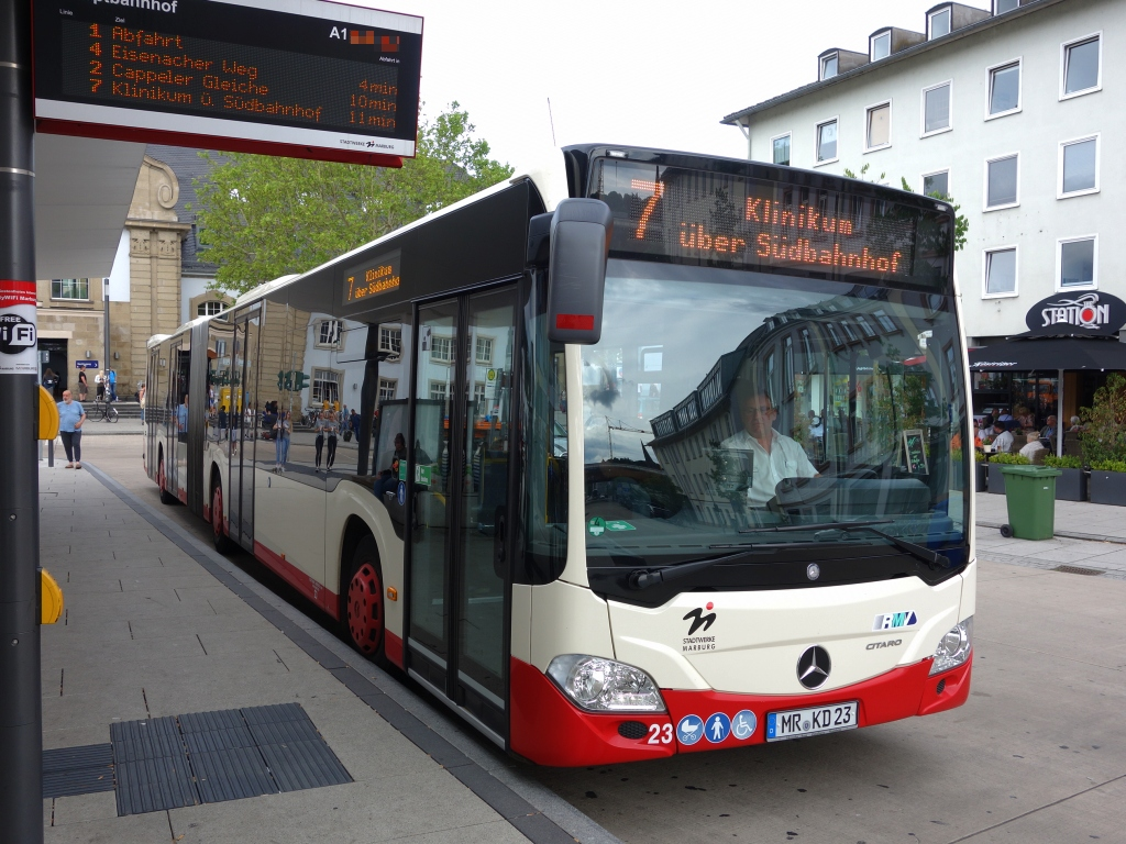 Germany, Mercedes-Benz O530 Citaro G # 23