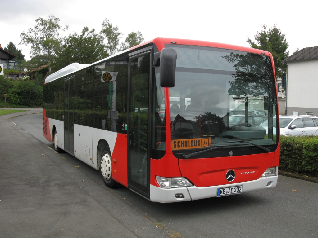 Germany, Mercedes-Benz O530 Citaro LE Ü # KB-AE 202