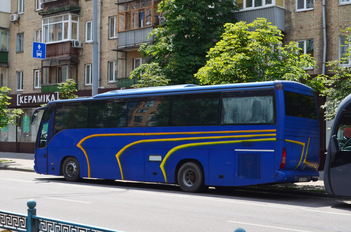 Kyiv region, Noge Touring Star 3.45/12 # ВХ 5085 ВВ
