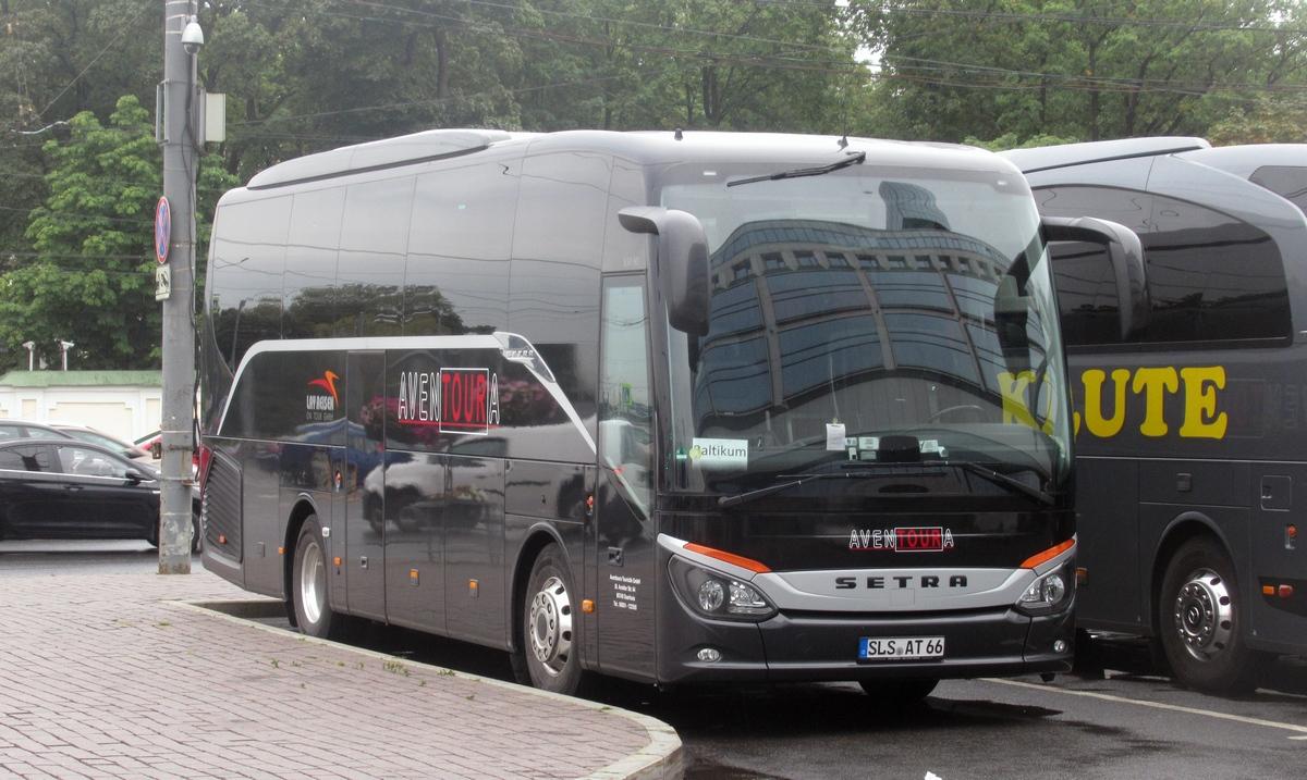 Germany, Setra S511HD # SLS-AT 66