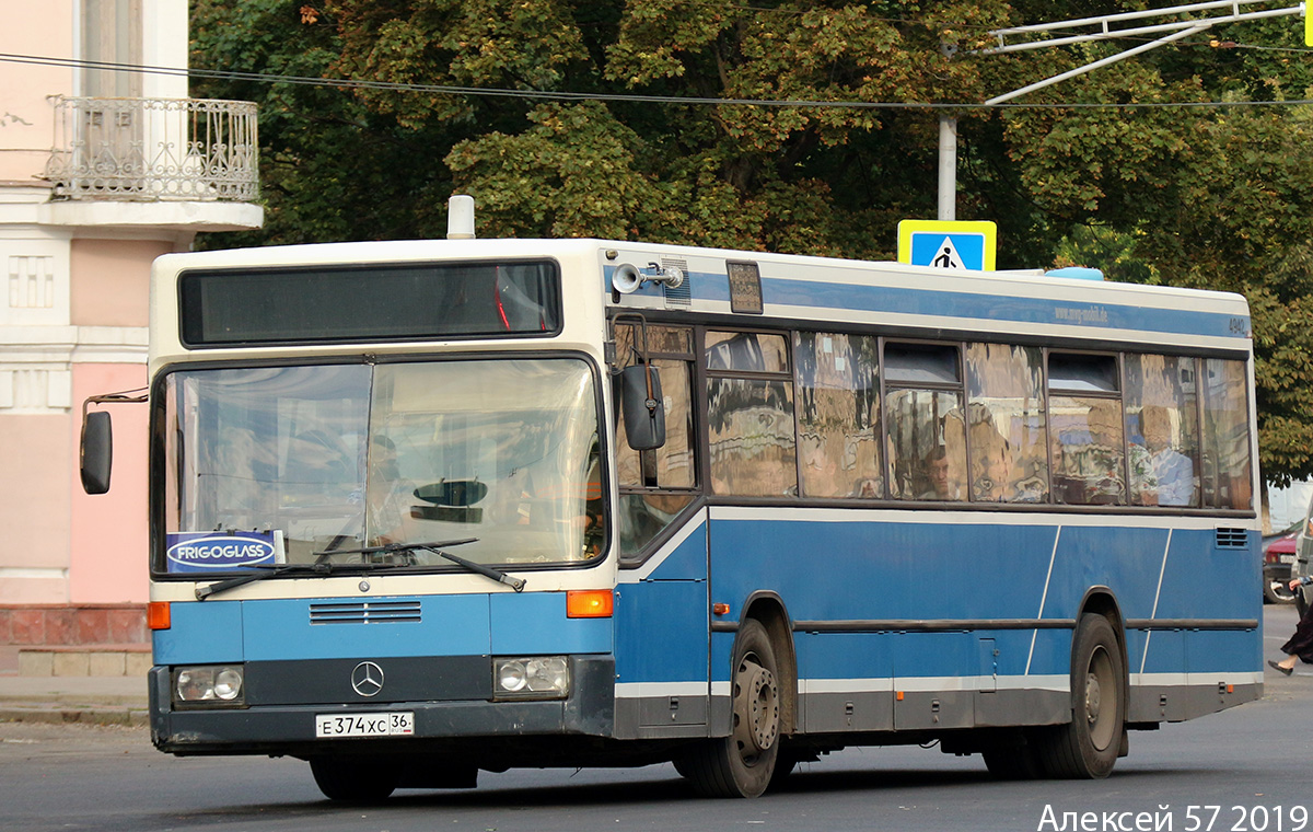 Oryol region, Mercedes-Benz O405N # Е 374 ХС 36