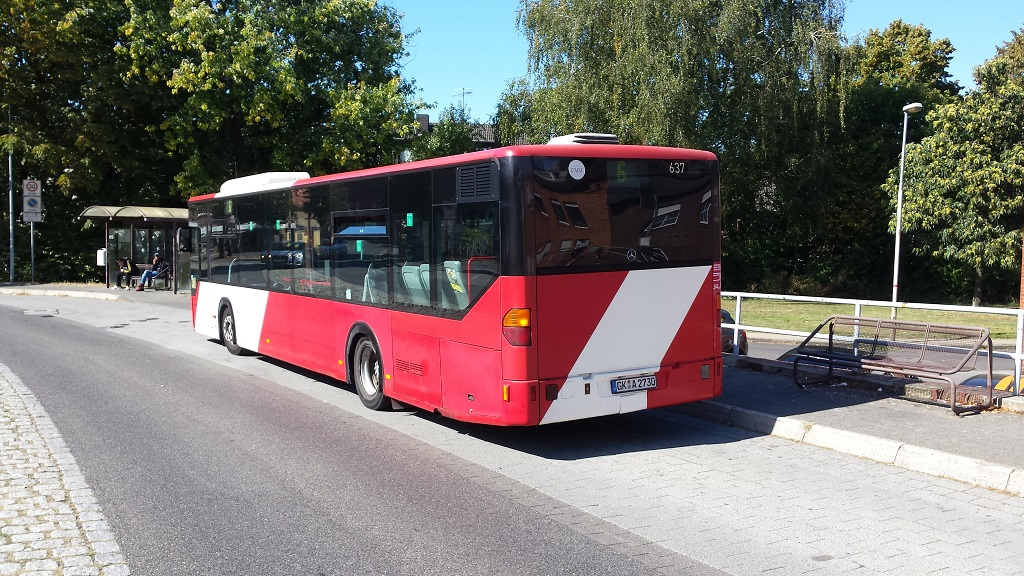 Germany, Mercedes-Benz O530 Citaro # A