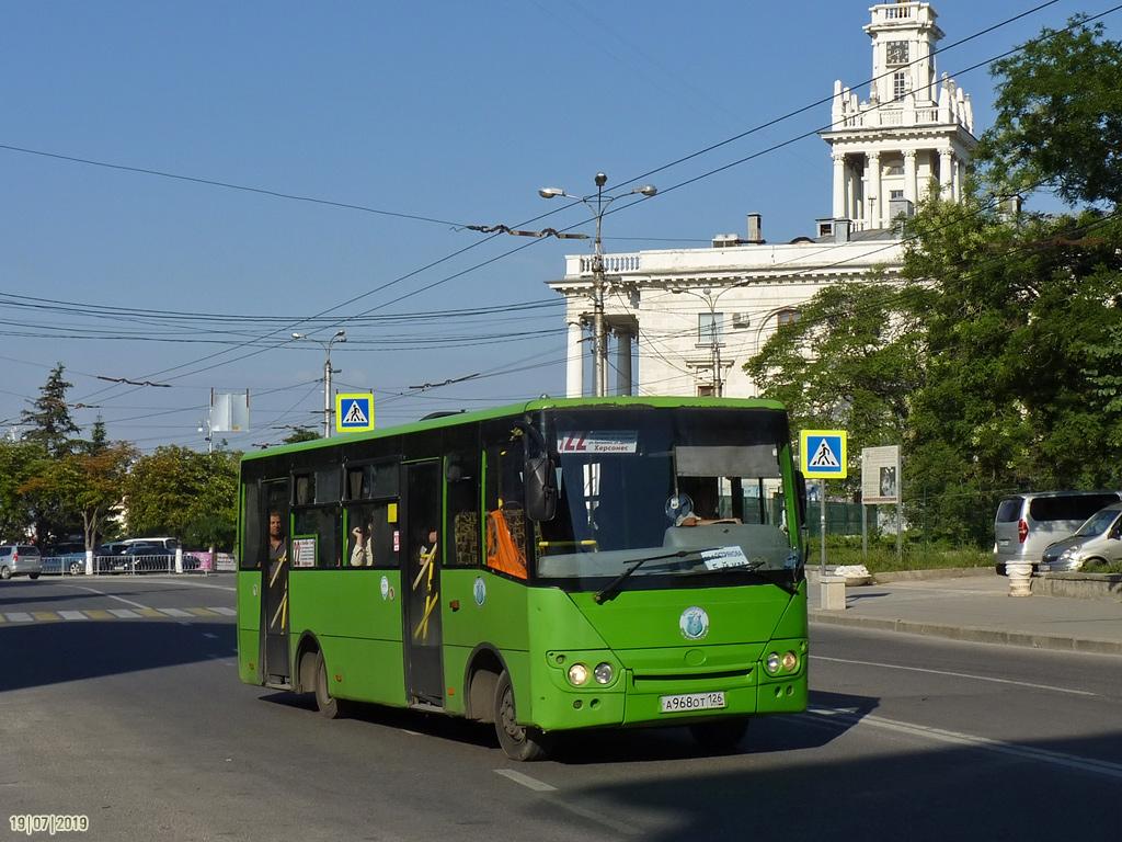 Севастополь, Богдан А20111 № А 968 ОТ 126