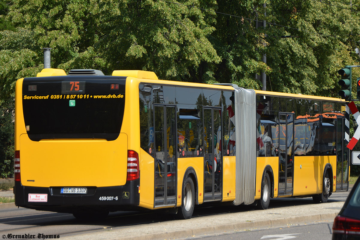 Germany, Mercedes-Benz O530 Citaro G # 459 007-6