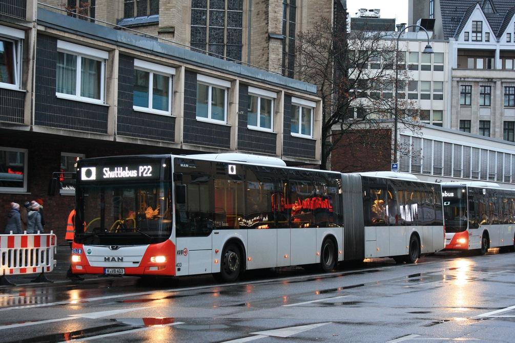 Germany, MAN A23 Lion's City G NG323 # 403