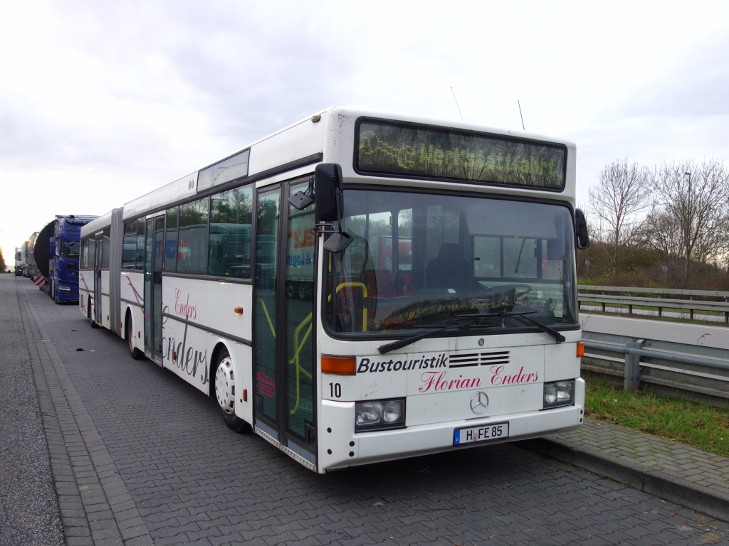 Germany, Mercedes-Benz O405G # 10
