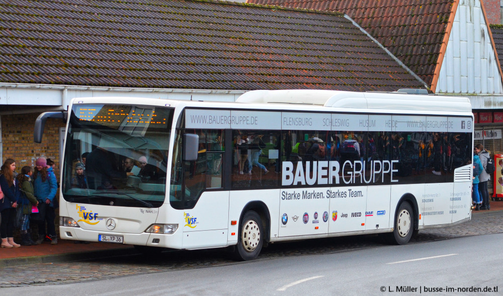 Germany, Mercedes-Benz O530 Citaro LE Ü # 36
