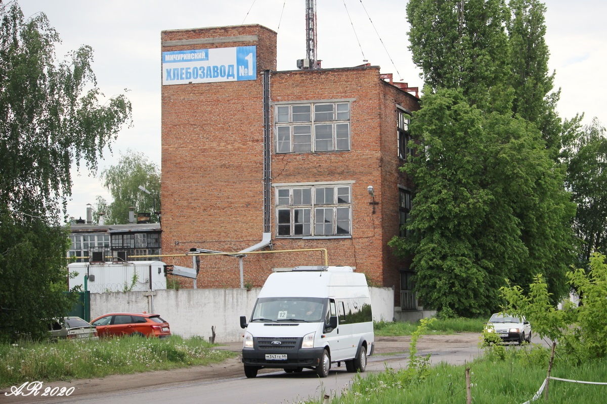 Tambov region, Imya-M-3006 (Z9S) (Ford Transit) # М 343 ТЕ 68; Tambov region — Miscellaneous photos