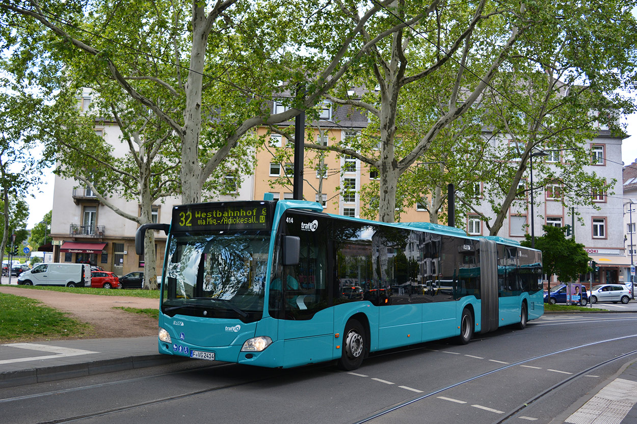 Germany, Mercedes-Benz O530 Citaro G # 414