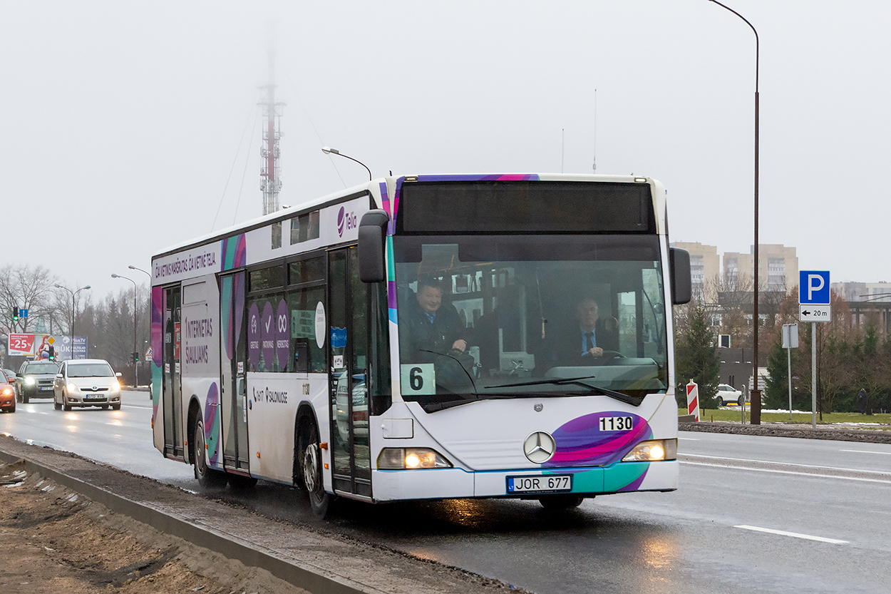 Lithuania, Mercedes-Benz O530 Citaro # 1130