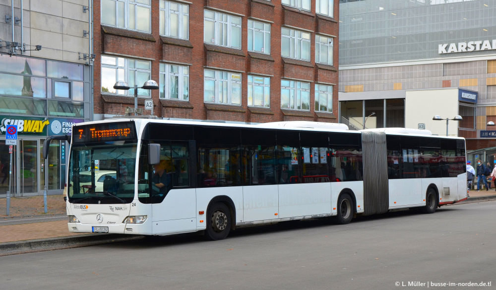 Germany, Mercedes-Benz O530 Citaro G # 24