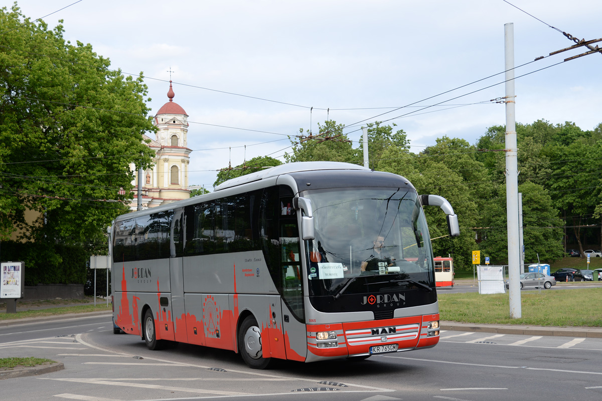 Poland, MAN R07 Lion's Coach RHC404 # KR 765GM