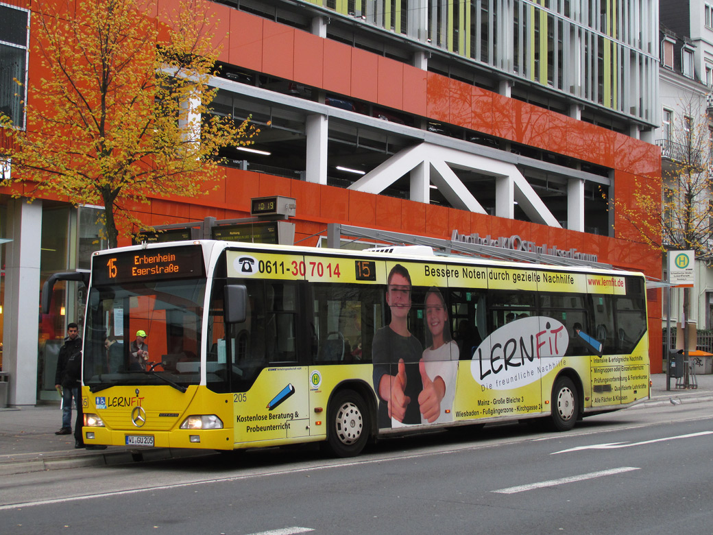 Germany, Mercedes-Benz O530 Citaro # 205