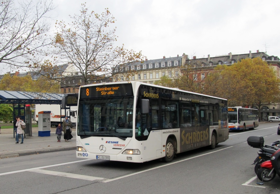 Germany, Mercedes-Benz O530 Citaro # 81